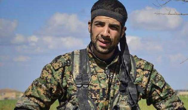Suriye'de ölen YPG'li ABD vatandaşı