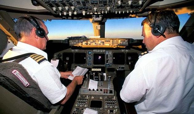 TSK'ya 4 bin pilot başvuruda bulundu