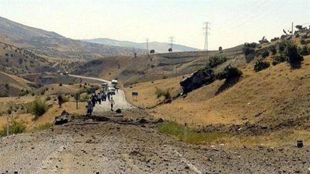 Bitlis'te PKK saldırısı: Altı şehit