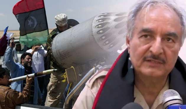 CIA destekli Hafter, Libya'da Batı'nın başağrısı