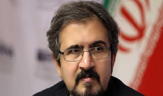 İran'dan kınama geldi
