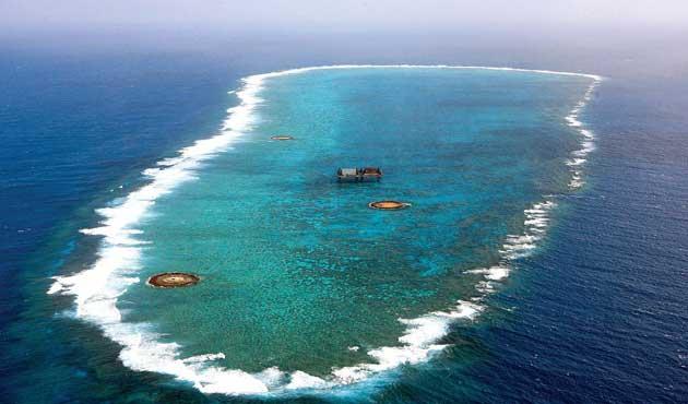 Japonya ve Filipinler'den Çin'e karşı askeri birlik