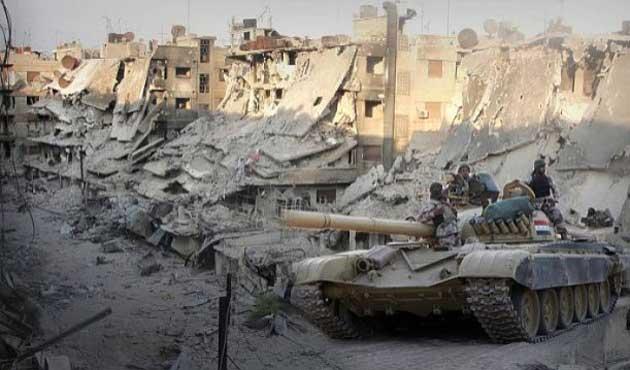 Muhalifler Halep'i alana dek pes etmeyecek