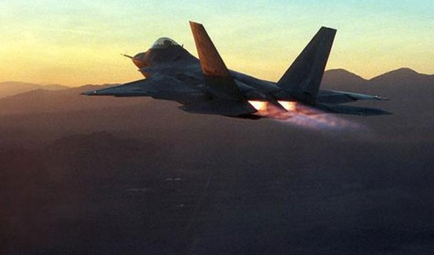 Pentagon'dan 'Haseke' uyarısı; savaş uçaklarını gönderdi