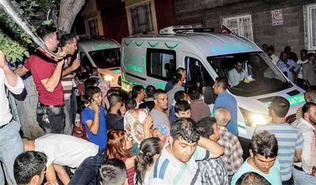 Gaziantep'te 17'si ağır 69 yaralının tedavisi sürüyor