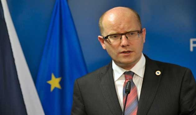 Çek Cumhuriyeti'nden Avrupa ordusu talebi