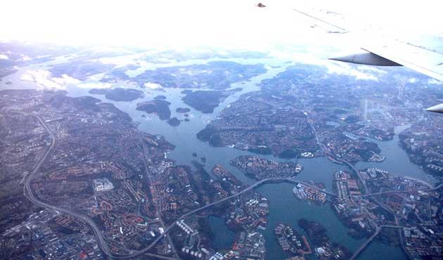 Joe Biden için Stockholm üzerinde uçuş yasağı