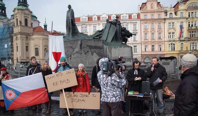 Çek'ler güçlü Müslüman toplum istemiyor