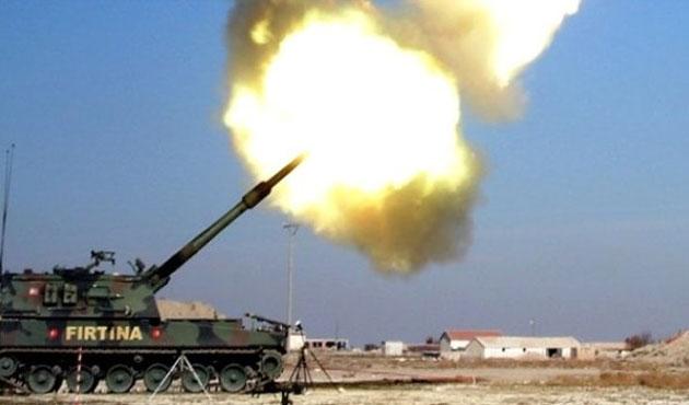 TSK IŞİD'i vurmaya başladı