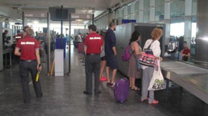 Havalimanlarına 'Dikkatli olun' uyarısı