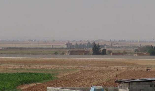 Kilis'in karşısındaki IŞİD mevzileri vuruluyor