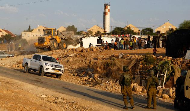 AB, Filistin'deki İsrail yıkımlarından endişeli