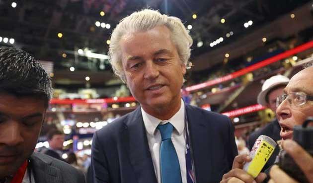 Hollandalı siyasetçi camileri kapatmayı vadediyor