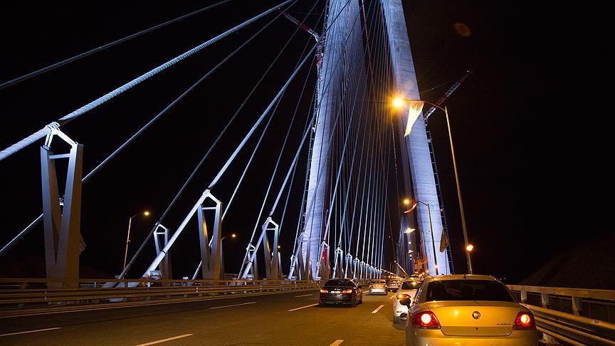 Yavuz Selim Köprüsü'nün gişelerinden ASELSAN sorumlu