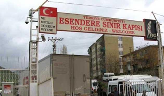 Türkiye-İran sınır kapısı araç trafiğine açıldı