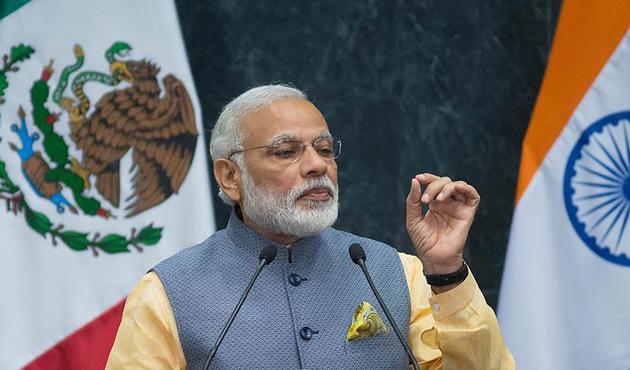 Hindistan Başbakanı'ndan Türkiye ile dayanışma mesajı