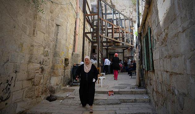 İsrail Gazze'den Kudüs'e geçişleri yasakladı