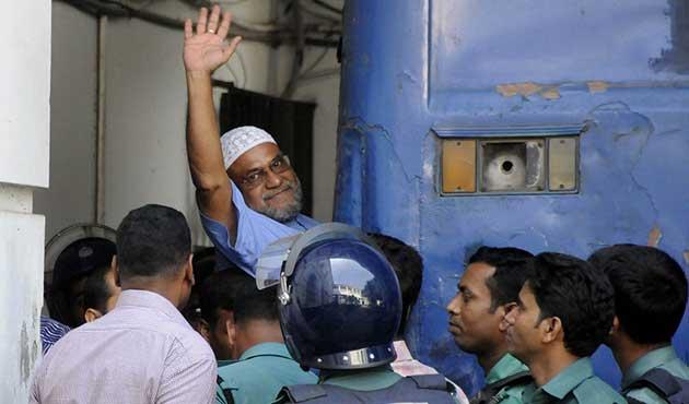 Bangladeş'te bir İslamcı lider daha idam ediliyor