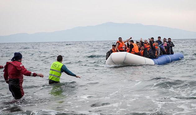 Avrupa'ya sığınmacı geçişinde rekor artış