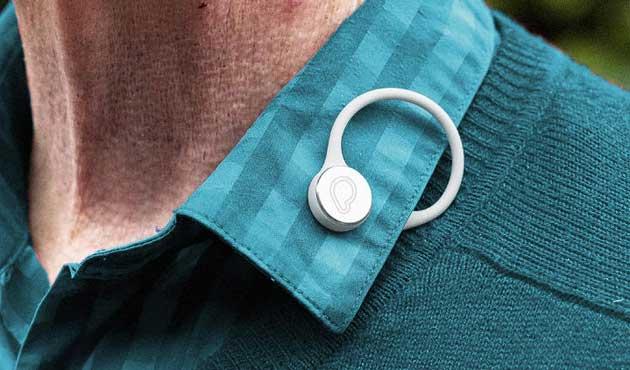 Alzheimer ve Otizm hastaları için hayat kurtaran 'akıllı düğme'