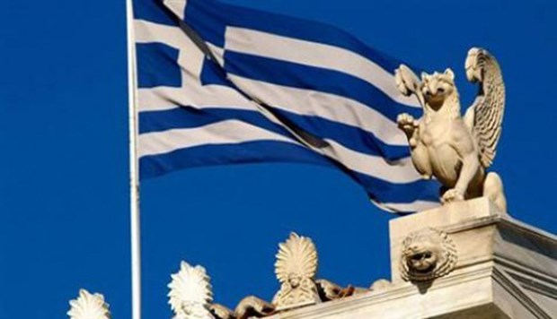 Fransa'daki ırkçı yasak Atina'da protesto edildi