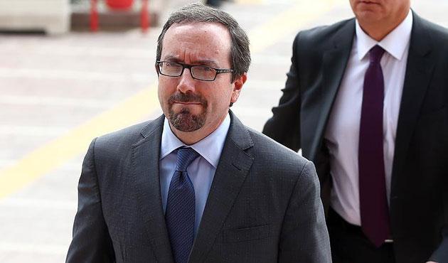 Kılıçdaroğlu ABD büyükelçisi ile görüştü