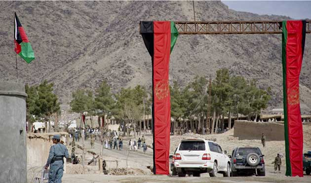 Afganistan'dan İran'a teröre karşı işbirliği ziyareti