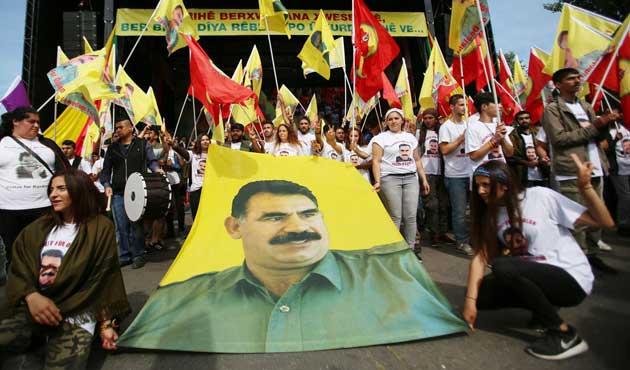 Köln polisi PKK gösterisi için hazır