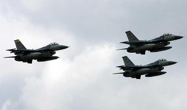 TSK: Kuzey Irak'ta 29 terörist etkisiz hale getirildi