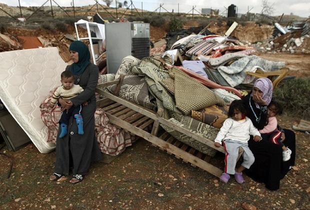 Gazze'de 65 bin kişi hala evsiz