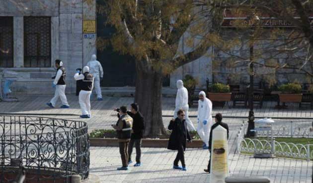 Sultanahmet'teki canlı bomba saldırısına iki tahliye
