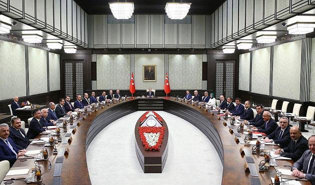 Bakanlar Kurulu Beştepe'de toplanacak