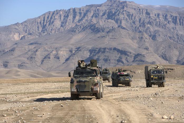 Afganistan'da Taliban, Uruzgan'a saldırdı
