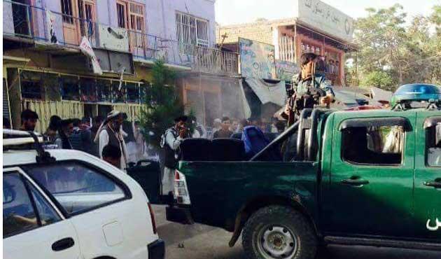 Afganistan'da havan saldırısı; Taliban reddetti