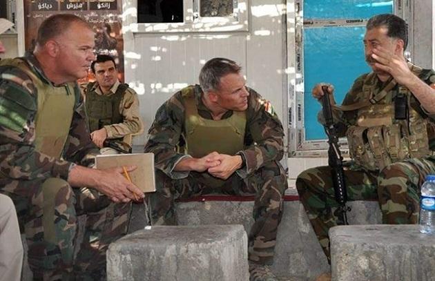 ABD, İran'daki ayrılıkçı Kürtlere askeri eğitim veriyormuş