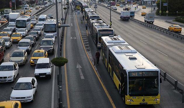 İETT metrobüs iddialarını yalanladı