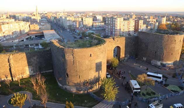 Diyarbakır Sur'a 2 milyarlık yatırım
