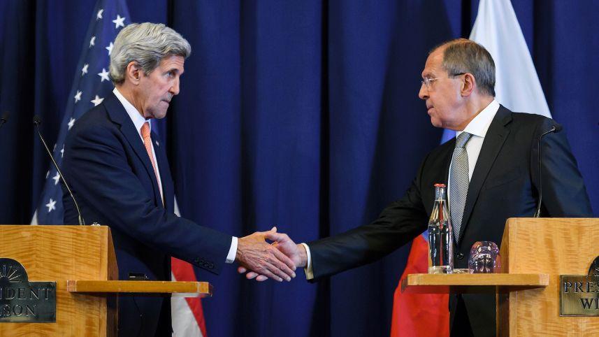 ABD ile Rusya Suriye'de ateşkes konusunda anlaştılar