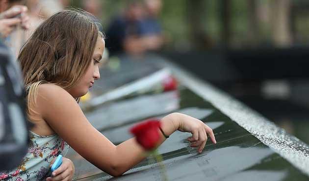 ABD'de 11 Eylül saldırıları anıldı