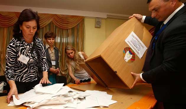 Belarus'ta mualifler 20 yıl sonra mecliste