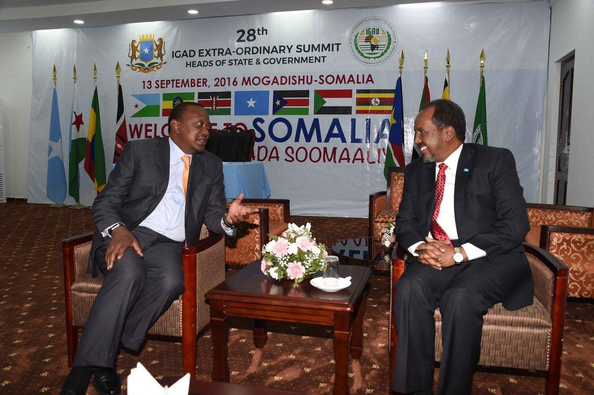 Somali'de ilk IGAD Zirvesi