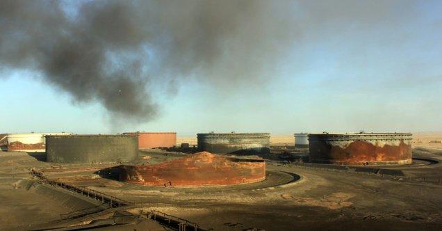 Libya'da petrol limanları hükümetçe teslim alındı