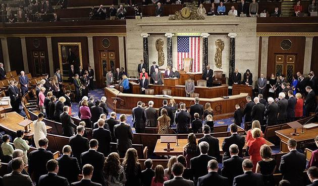 ABD'nin geçici bütçe tasarısına Kongre'den onay