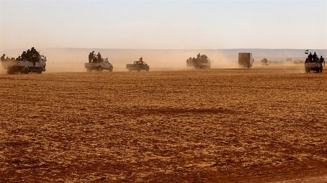 El-Bab'da 6 asker yaralandı