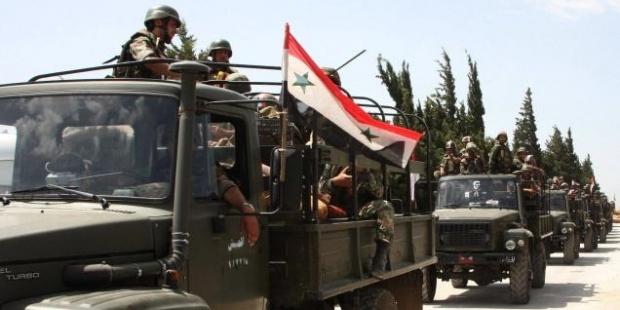 Suriye ordusu Halep'teki Kastillo yolundan çekiliyor