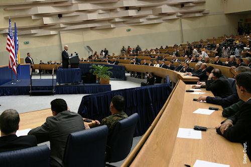 Bosna'nın AB üyeliği başvurusu kabul edildi