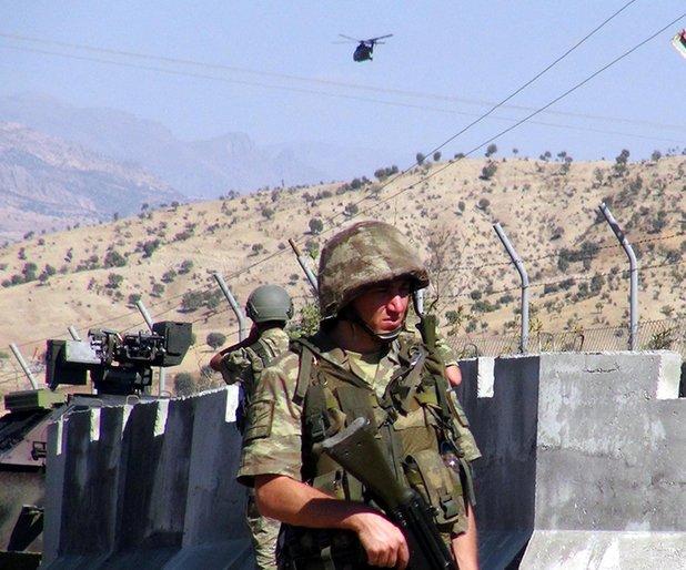 Cudi ve Gabar'da PKK'ya büyük operasyon