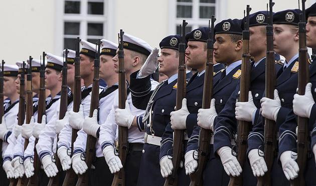 Müslüman askerler Alman ordusu için 'vazgeçilmez'