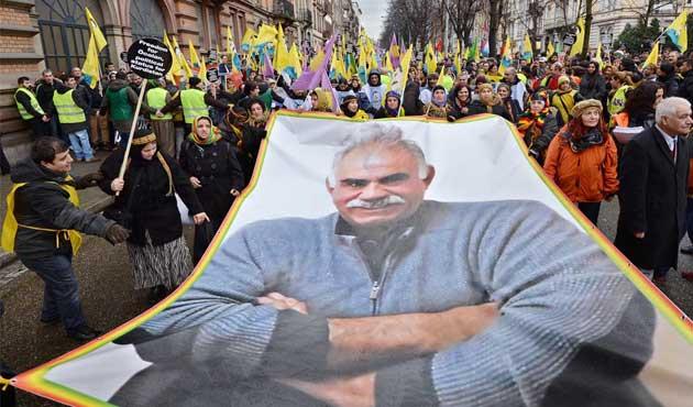 Brüksel Belediyesi PKK etkinliğini iptal etti