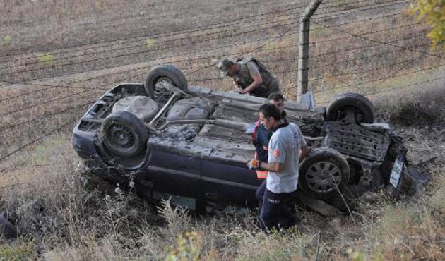 Bayramda ağır kaza bilançosu; 75 ölü